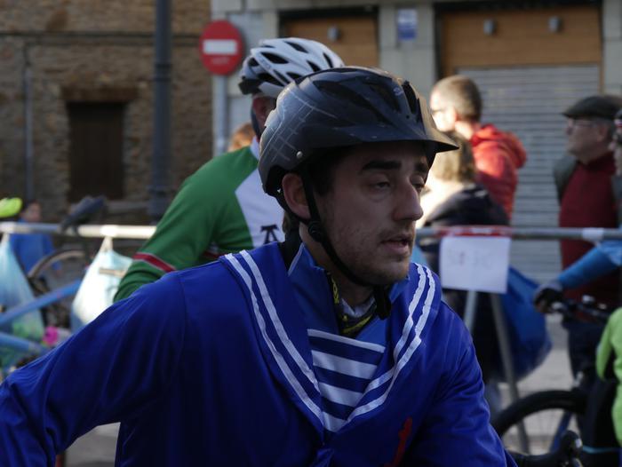 Ander Ganzabalek irabazi du San Silbestre lasterketa jendetsua - 54