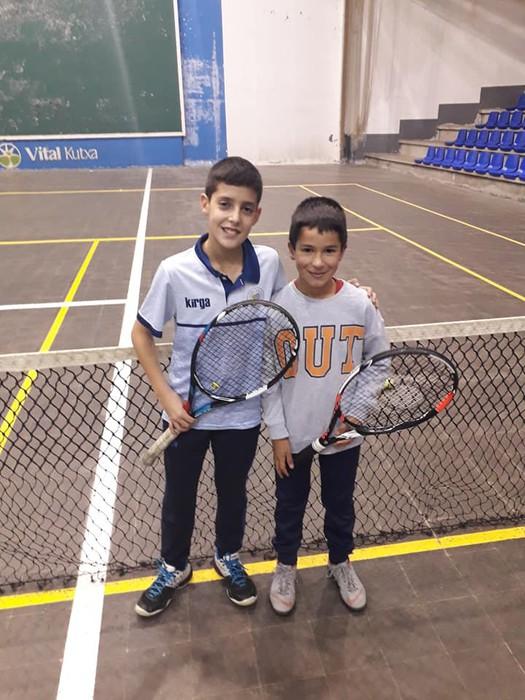 Gabonetako partidak antolatu ditu Laudio Tenis Klubak - 8
