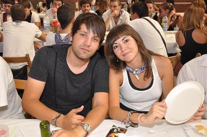 Laudioko Jaiak 2011: Kuadrillen Bazkaria 5 - 15