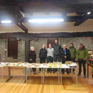 Eskualdeko 5 lasterkarik parte hartu zuten Bilbo eta Gasteiz lotu zuen 108 kilometroko lasterketan