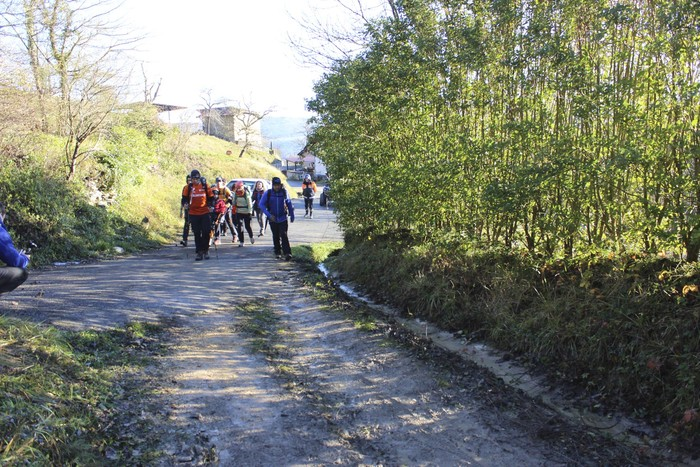 400 lagunen laguntzaz Babio mendira, ametsak egia bihurtuta - 23