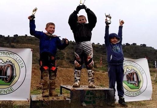 Eneko Martinezek irabazi du Aragoiko Txapelketaren lehenengo lasterketa