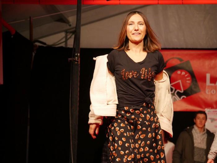 """Herritarrak """"modelo afizionatu"""", Laudio moda desfilean - 123"""