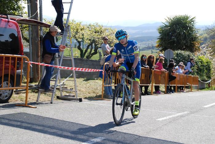 Ivan Romeok eta Olatz Caminok irabazi dute Aiara Birako aurtengo edizioa - 76