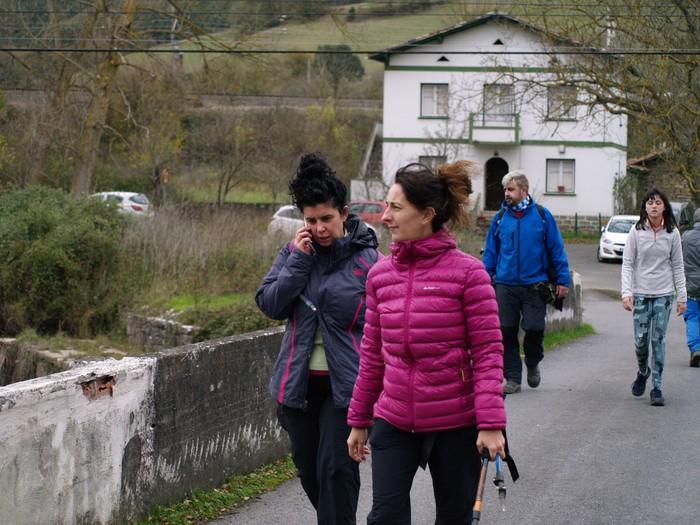Giro onean ospatu dute Saratxoko Jaien lehen zatia - 110