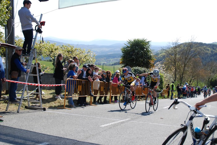 Ivan Romeok eta Olatz Caminok irabazi dute Aiara Birako aurtengo edizioa - 91