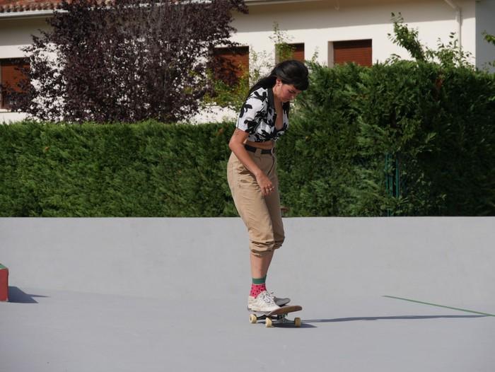 Skatearen Euskal Herriko hiriburua bilakatu da Urduña arratsalde batez - 8