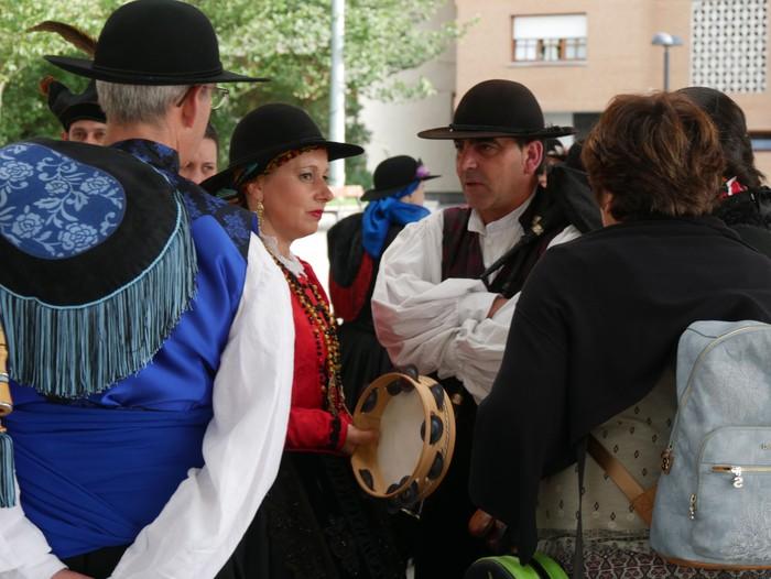 Folklore jaialdia egin zuen atzo Galiziar Etxeak - 10