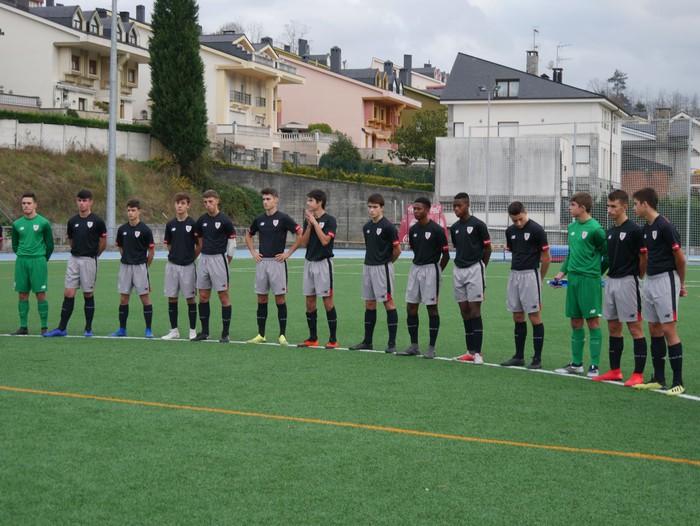 Futbol txapelketa egin dute Jon Urkijo Labururen omenez - 7