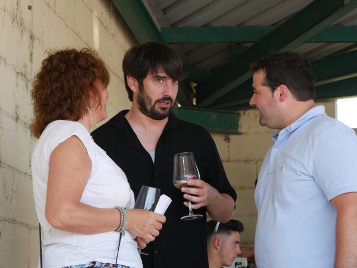 Diego Perez eta Bartolome Perales izan dira protagonistak Txakolin Jaian - 2