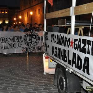 Gazte eguna Urduñan