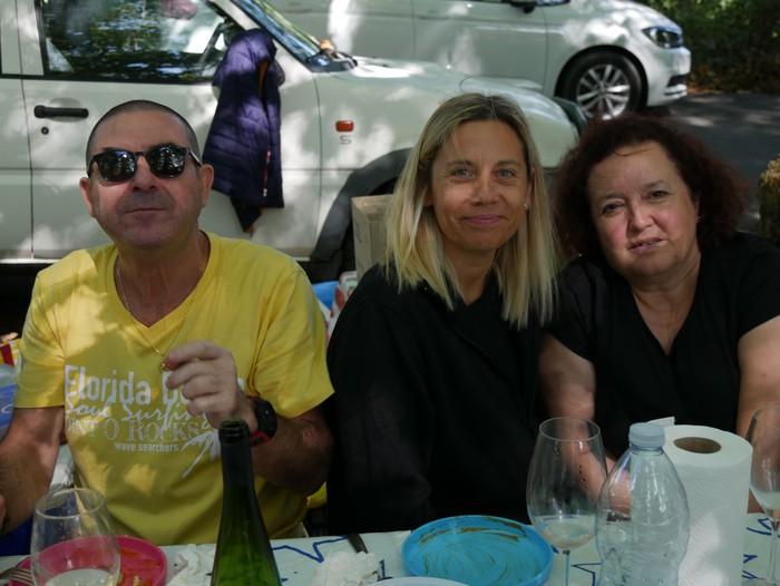 Arteko Gure Amaren landa, festa zelai - 10