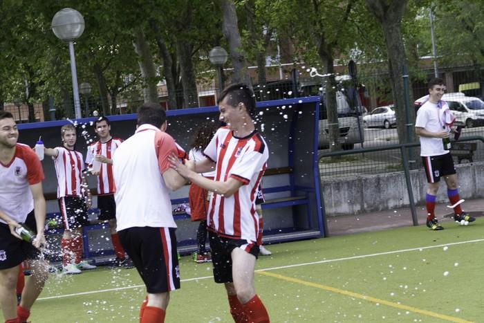 CD Laudioko gazteek lortu dute sailkapena Euskal Ligako play-offak jokatzeko - 62