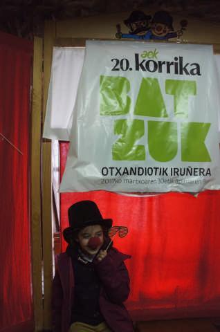 Korrika Kulturalaren erdigunea bilakatu da Gizarte Etxea asteburuan - 60