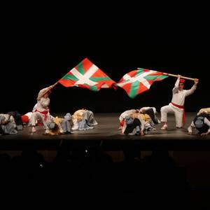 Guk saria jaso du Aiara dantza taldeak