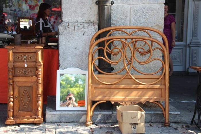 Antzinako gauzen azoka antolatu zuten atzo Urduñako Foru plazan  - 6