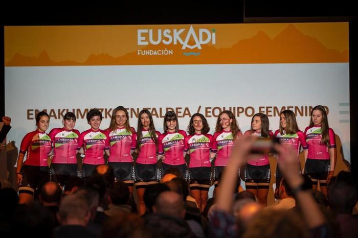 Eskualdeko 4 txirrindulari arituko dira Euskadi Fundazioan - 3