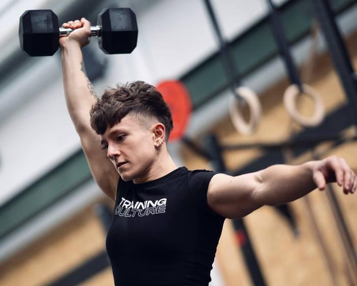 Goiko postuetan dago Oihana Moya Munduko Nobull CrossFit Open Txapelketan