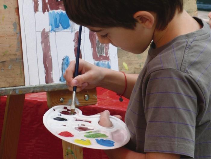 Pintura eta eskulan tailerretan izena emateko epea zabalik