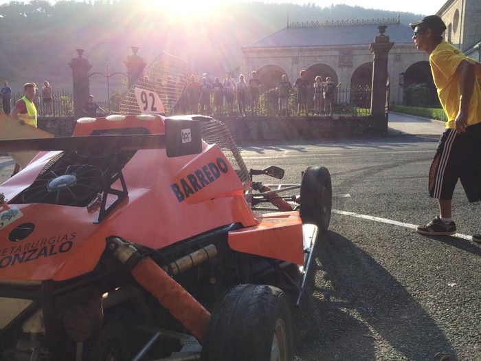 Motorshow topaketek auto klasiko mordoa batu zituzten - 23