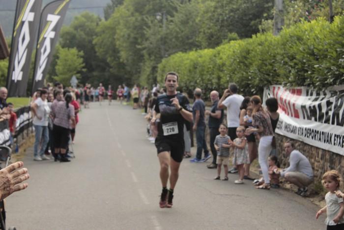 Jon Durana eta Maider Urtaran garaile San Joan Astobitzako krosean - 63