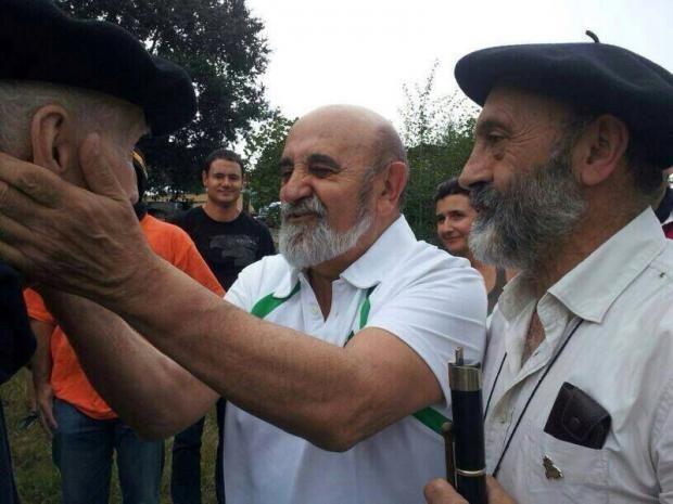 Aske utzi dute Pablo Gorostiaga preso politikoa, kondena osorik beteta