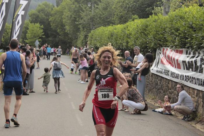 Jon Durana eta Maider Urtaran garaile San Joan Astobitzako krosean - 75