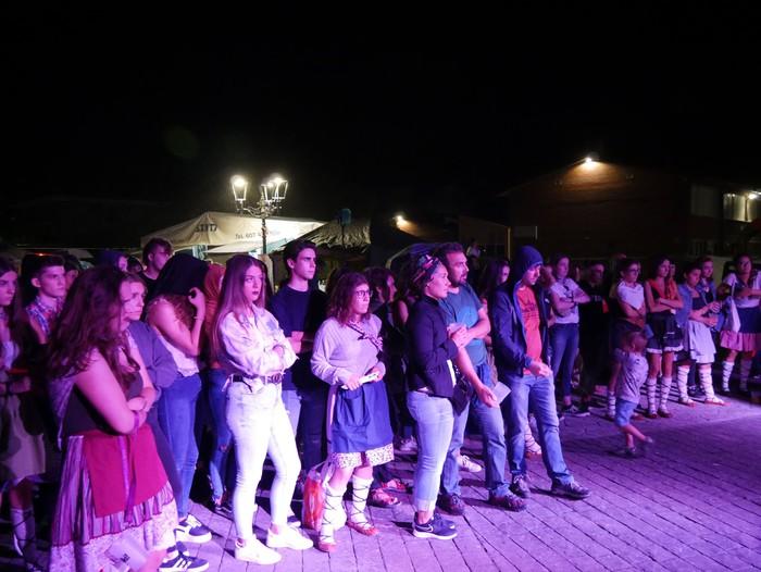 """Aldarria eta orotariko ekintzak batu zituen """"Zapatu moreak"""" - 29"""