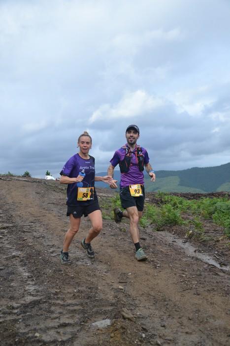 Iñaki Isasi eta Maider Urtaran izan ziren irabazleak Areta Trail probaren III. edizioan - 401