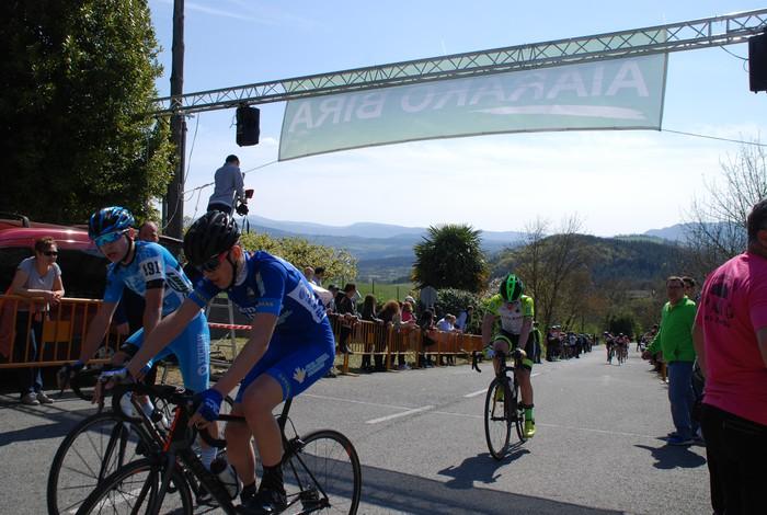 Ivan Romeok eta Olatz Caminok irabazi dute Aiara Birako aurtengo edizioa - 98