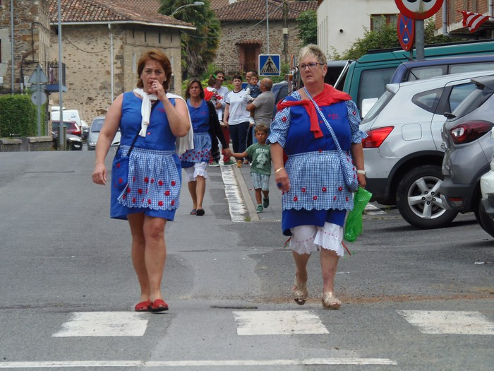 Giro ona protagonista Luiaondoko jaien lehenengo txanpan - 16