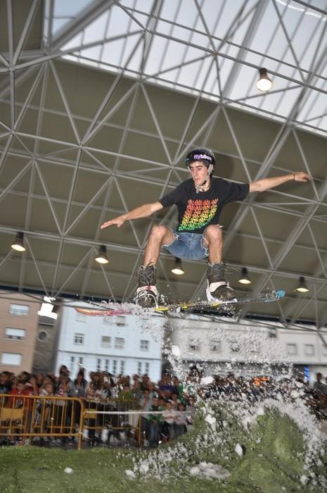 TRIPLE sSs SkateSnowSky Txapelketak 2011 - 15