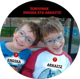 Endika/Arkaitz