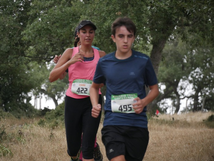 Beatriz Delgado eta Jon Vegas garaile Amurrio Trail Lasterketaren VIII. edizioan - 31