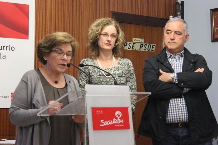 Irene Novales legebiltzarkide ohia izango da PSE-EEren alkategaia Amurrion