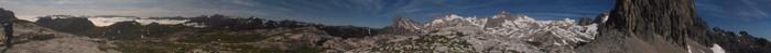 Picos de Europa bisitatu dute Matxinkortako kideek - 8