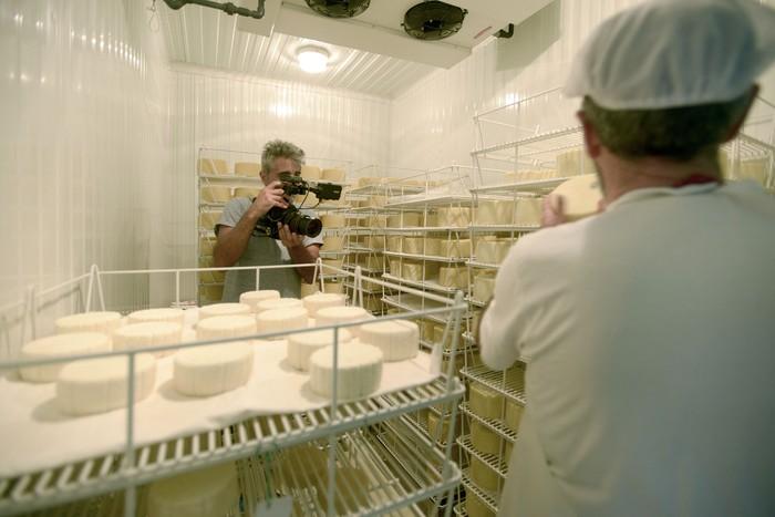 Abeltzaintzari buruzko dokumentalaren grabaketari ekin diote - 12
