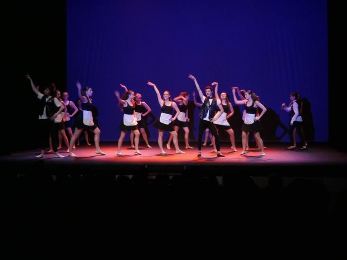 Ballet gala, San Fillippo sindromearen alde - 21