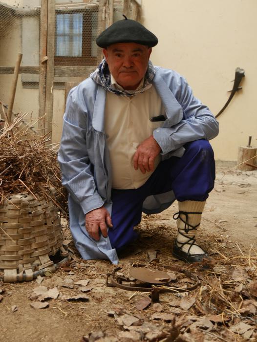 Antzinako lanbide eta usadioak berpiztu zituzten atzo Artziniega Museoan - 15
