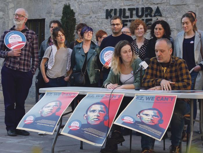 25 talde politikok hartu dituzte euskararen normalizazioan eraginkortasunez aurrera egiteko konpromisoak