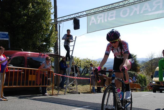 Ivan Romeok eta Olatz Caminok irabazi dute Aiara Birako aurtengo edizioa - 78