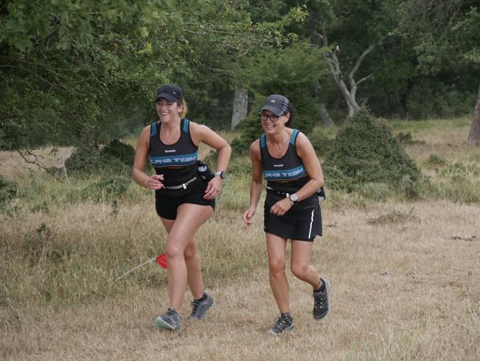 Beatriz Delgado eta Jon Vegas garaile Amurrio Trail Lasterketaren VIII. edizioan - 45