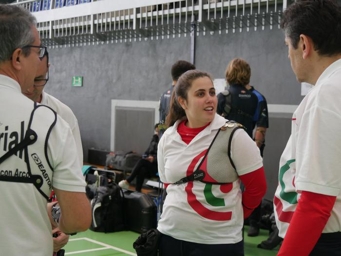 Euskadiko aretoko arku txapelketa hasi da Bañueta Kiroldegian - 23