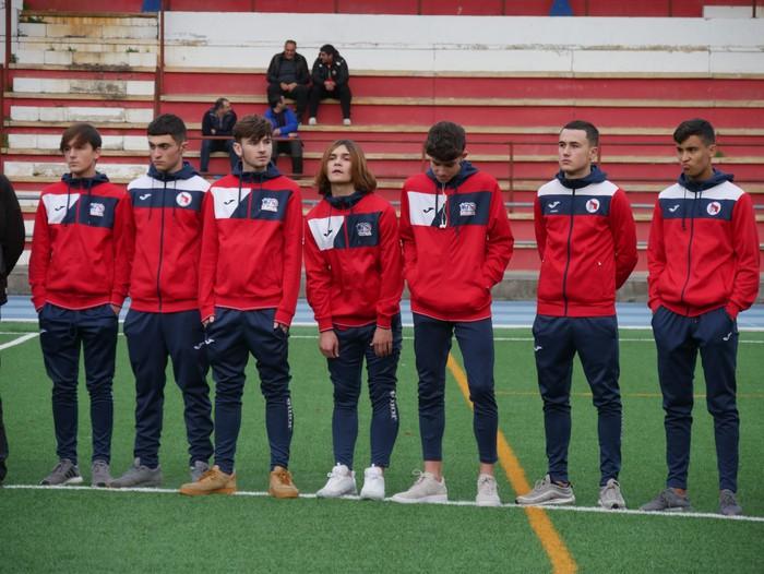 Futbol txapelketa egin dute Jon Urkijo Labururen omenez - 11