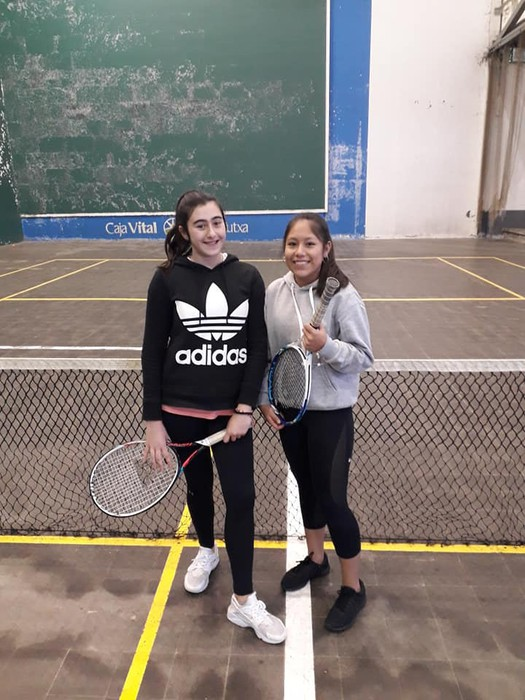 Gabonetako partidak antolatu ditu Laudio Tenis Klubak - 13