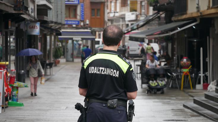 Lapurretak Aiaraldean: EAEko kriminalitate tasarik baxuenetakoa du eskualdeak