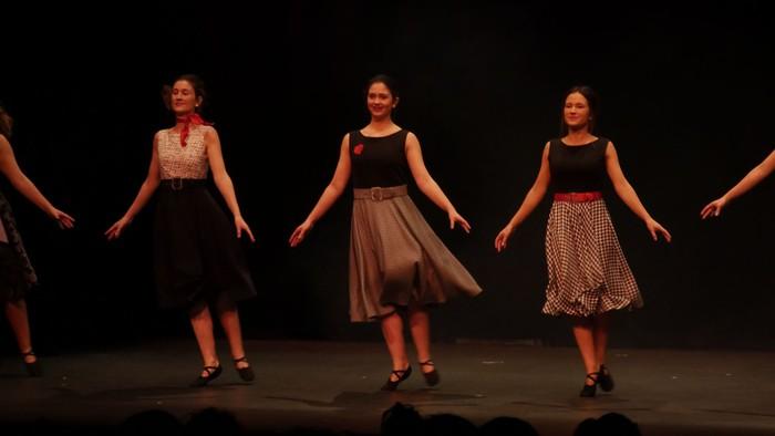 Dantza, musika eta jantzi koktel freskagarria eskaini du Aiara Dantza Taldeak, bigarren urtez jarraian - 6