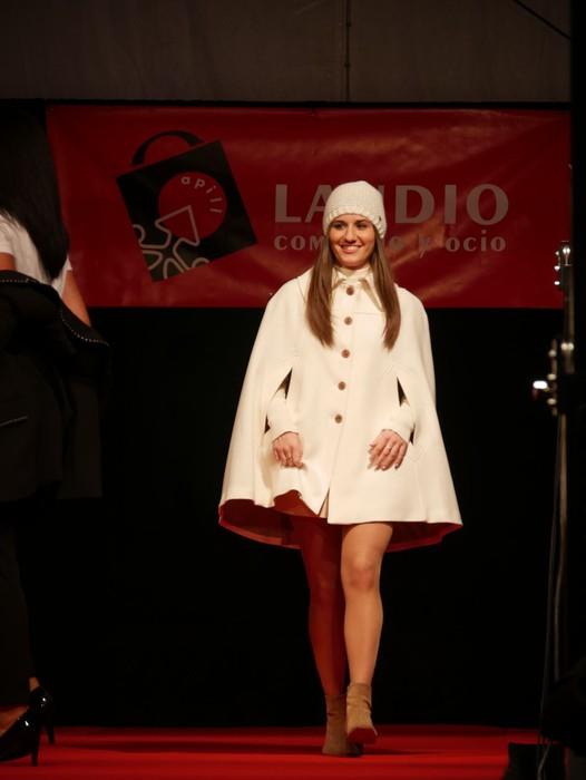 """Herritarrak """"modelo afizionatu"""", Laudio moda desfilean - 27"""