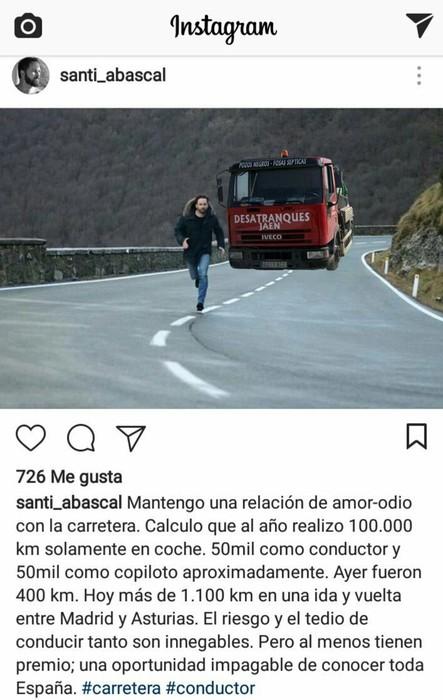 Birala bihurtu da Santiago Abascalek argitaratutako argazkia eta sare sozialetako erabiltzaile ugarik parodiatu dute - 10