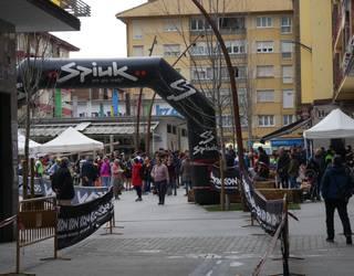 128 lagunek hartu dute parte lehenbiziko Elorritxugauez mendi lasterketan
